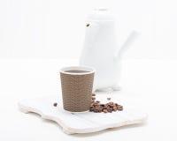 Coffee to Go Royalty Free Stock Photo