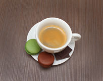 Coffee treat Royalty Free Stock Photos