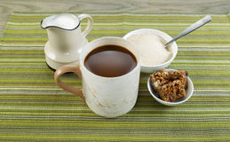 Coffee and Treats Royalty Free Stock Images