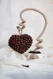 Coffee Tree of love Stock Photography