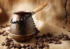 Coffee turk. Stock Images