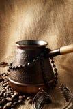 Coffee turk. Stock Image