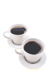 Coffee for two Stock Images