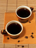 Coffee for Two Stock Photo