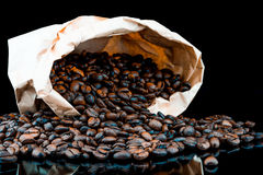 Coffee unmilled Stock Images