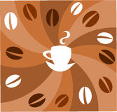 Coffee vector Stock Photos