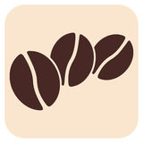 Coffee vector icons Stock Photography
