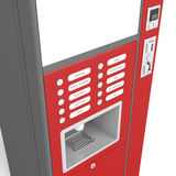 Coffee vending machine Royalty Free Stock Photography