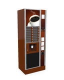 Coffee Vending Machine Stock Photo