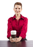 Coffee Vendor Stock Images