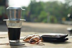 Coffee,vintage,drink Stock Image