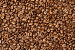 Coffee Wallpaper Royalty Free Stock Photos