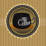 Coffee wallpaper Royalty Free Stock Photo