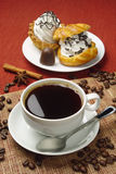 Coffee With Cakes Stock Image
