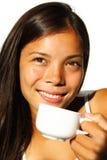 coffee woman  Stock Photos