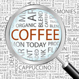 COFFEE. Royalty Free Stock Image