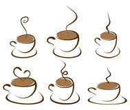 Coffee3 royalty illustrazione gratis