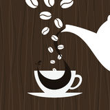 Coffee8 Royalty Free Stock Photo