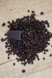 Coffeebean foto de archivo libre de regalías
