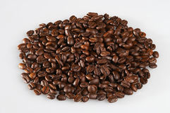 Coffeebeans - Kaffeebohnen Stock Images