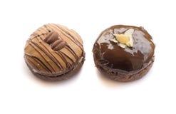 Coffeecake de la galleta Fotos de archivo libres de regalías