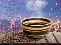 coffeecup Fotografia Stock
