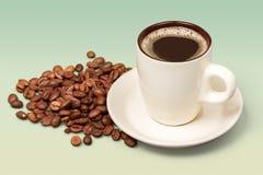 coffeecup Obrazy Stock