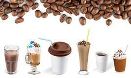 Coffeecup Royalty Free Stock Photography