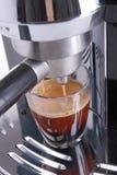Coffeemaker Arkivfoton