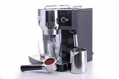 Coffeemaker Royaltyfria Foton
