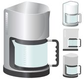 Coffeemaker Stock Photography
