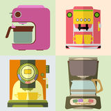 CoffeeMaker-05 Royalty Free Stock Images
