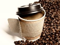 Coffeemania stockfoto