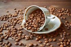 Coffeemania Fotos de archivo libres de regalías