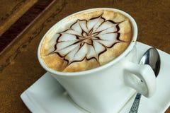 CoffeeMocca 免版税库存照片