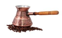 Coffeepot Stock Image