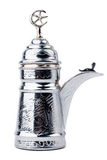 Coffeepot Royalty Free Stock Photography