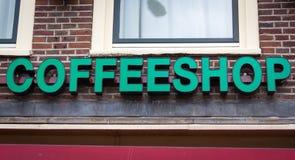 coffeeshop Photos stock