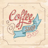 Coffeeshop Royalty Free Stock Images