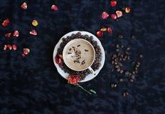 CoffeeTime Fotografía de archivo