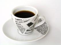 coffekopp Arkivbild