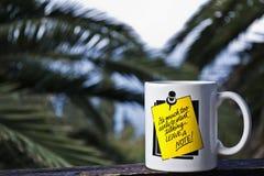 Coffie e primo mattino Fotografia Stock