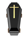 Coffin Stock Photography