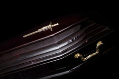 Coffin Stock Images
