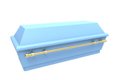 Coffin Royalty Free Stock Images