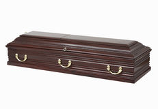Coffin / Casket Stock Image