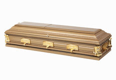 Coffin / Casket Stock Photos