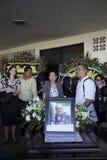 Coffin Handover Royalty Free Stock Photos