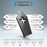 Coffin icon. Business Infographics. Royalty Free Stock Photography