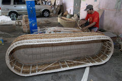Coffins Royalty Free Stock Photos